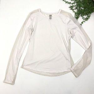 Victoria's Secret | White Long Sleeve Top